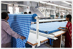 Trio Apparel Inhouse Facilities | Shirt manufacturers in Bangalore